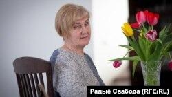 Тамара Мікалаеўна Банцэр, маці Ігара Банцэра