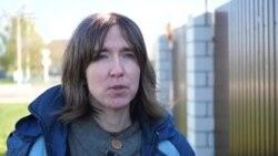 Наста Перавошчыкава выйшла з ізалятару пасьля 105 «сутак»
