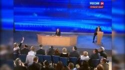Вопрос Сергея Лойко на пресс-конференции Путина