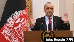 امرالله صالح٬ معاون پیشین ریاست جمهوری افغانستان