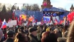"""""""Крым наш""""! Концерт для массовки"""
