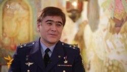 OZOD-VIDEO: Солижон Шарипов космонавтлар ирими, Худо ва ўзга сайëраликлар ҳақида