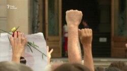 Барселона: масові протести за проведення Каталонського референдуму (відео)