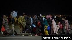 آرشیف٬ مهاجران افغان در کوسوو