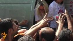 04.09.2015 Напади во Душанбе, протест во Пешавар