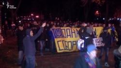 В Одесі пройшов марш ультрас з усієї України (відео)