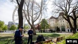 Igazoltatás a kijárási korlátozások idején Budapesten