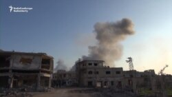 Warplanes In Syria Bomb Northern Suburbs Of Homs