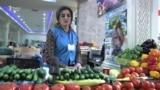 На таджикских рынках подорожала импортная овощная продукция
