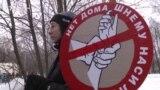 Russians Protest Decriminalization Of Some Domestic Violence