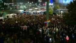 Protesti protiv desničara