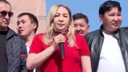Мухолифини қирғиз натиҷаи интихоботи парламентиро қабул надоранд