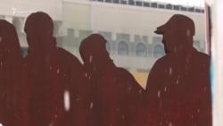 «Впереди ожидание и борьба»: киевская акция в поддержку фрилансера Крым.Реалии Есипенко (видео)