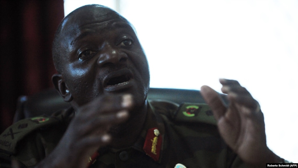Генерал Катумба Вамала