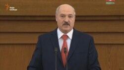 Лукашенко – Росії: ми не будемо «хлопчиками на побігеньках» (відео)