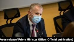 Zëvëndëskryeministri i Kosovës, Besnik Bislimi.