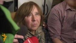 Aleksijevič nakon Nobela: Vlasti se prave da ne postojim
