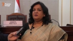 Ашита Миттал:ДОИШ намегузорад бо мухаддирот мубориза барем