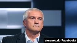 Сергій Аксенов, російський глава Криму