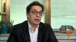 Пендаровски - Кризата нема да се решава по насилен пат