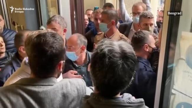 Advokati provalili u Vrhovni kasacioni sud u Beogradu