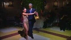 Obamanın tanqo rəqsi