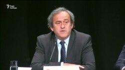 Колишнього президента УЄФА Мішеля Платіні заарештували у Франції – відео