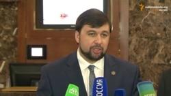 У Мінську не домовилися про відведення зброї калібром до 100 міліметрів