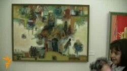 Pătrar de veac din arta R. Moldova