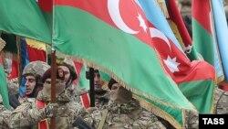 Военният парад в четвъртък в Баку