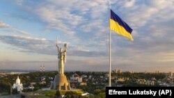 Pamje nga Kievi.