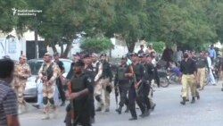 Pakistani Opposition Supporters Storm TV Station; Police Raid Party's Office