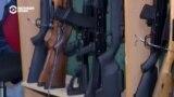 В Кыргызстане перед выборами закроют все оружейные магазины