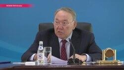 """""""Лицо помыли, а задница вся дырявая"""": Назарбаев требует вычистить центр Астаны к Экспо-2017"""
