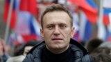 Навальный на марше памяти Немцова, февраль 2019 г.