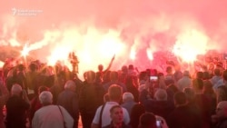 New Protests In Macedonia As Prosecutor Comes Under Fire