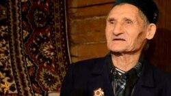93 яшьлек сугыш ветераны Әгъзам бабай яралы хәтирәләрен барлый