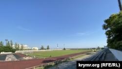 Сакський стадіон «Авангард»