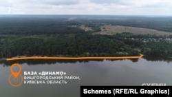 База фізкультурно-спортивного товариства «Динамо Україна»