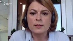 «Надеюсь, армия небудет выполнять преступные приказы Лукашенко»