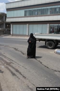 Pe străzile din Duhok, Irak, 7 septembrie 2021