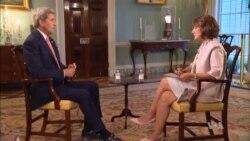 J.Kerry İrana qarşı sanksiyaların necə qaldırılacağından danışır
