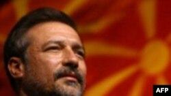 Branko Cërvenkovski, kryetar i LSDM-së