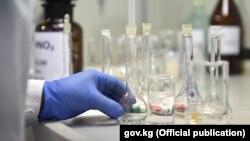 Лаборатория в Кыргызстане. Иллюстративное фото.