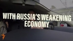 Moscow Cabbies Talk Russian Politics