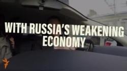 Moscow Cabbies Talk Russian Politics