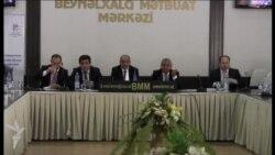 Milli QHT Forumu korrupsiya və rüşvətxorluğu müzakirə etdi