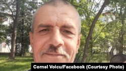 Cornel Voicu, Romanian who voted for AUR, the newly elected extreme right wing party in Romania.