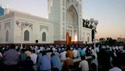 Мусульмане Узбекистана отмечают Ийд аль-Фитр