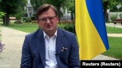 Външният министър на Украйна Дмитро Кулеба